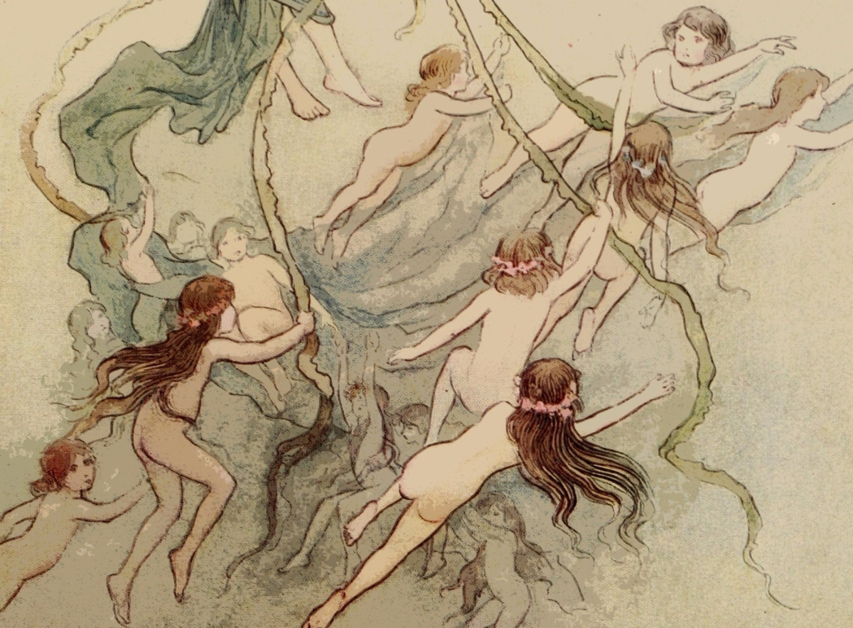 'The Fairies' by Elizabeth Russell