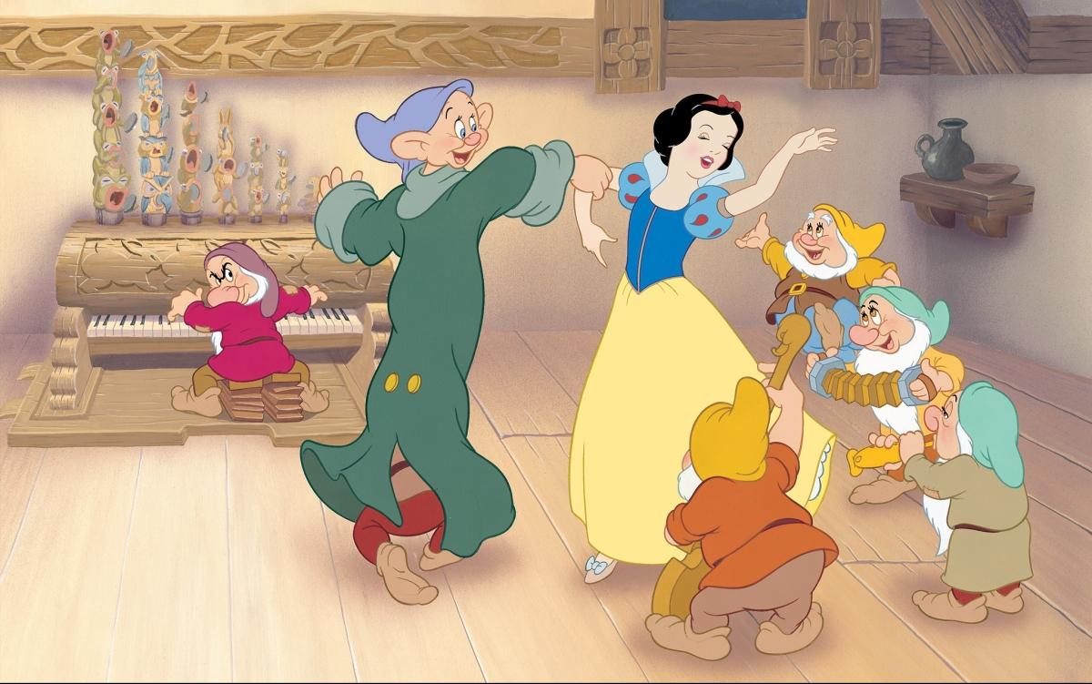 Disney's 59 Classic Films List –RATED!