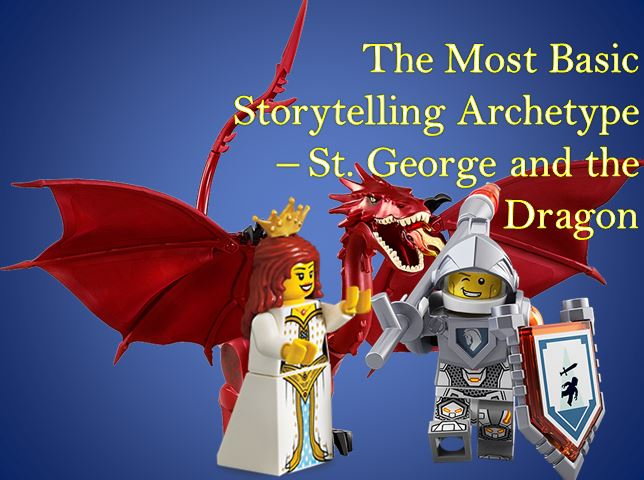 St. George and Storytelling